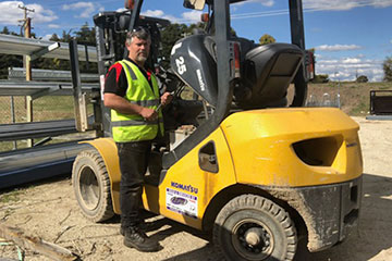 Forklift servicing & maintenance